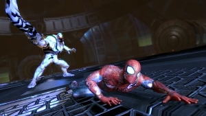 Spider-Man Edge of Time Death