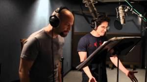 Spider-Man Edge of Time Voice Actors